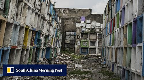 The tragedy of Manila's rentable 'apartment tombs'